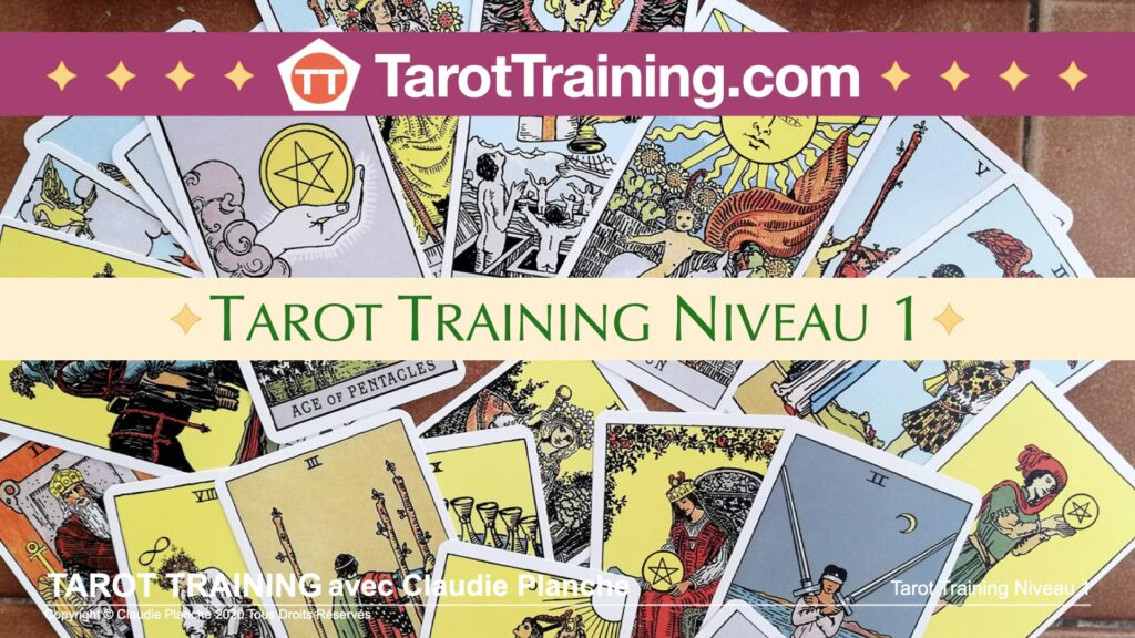 Tarot Training Niveau 1