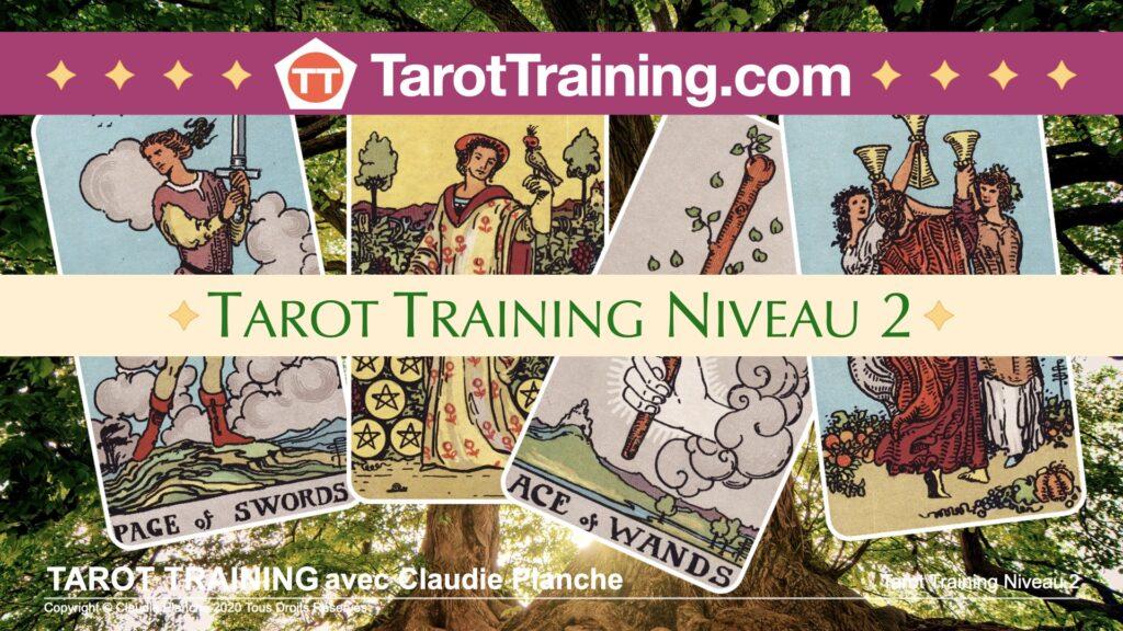 Tarot Training Niveau 2