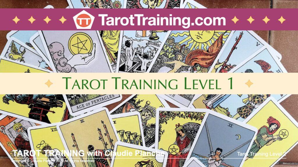 Tarot Training Level 1