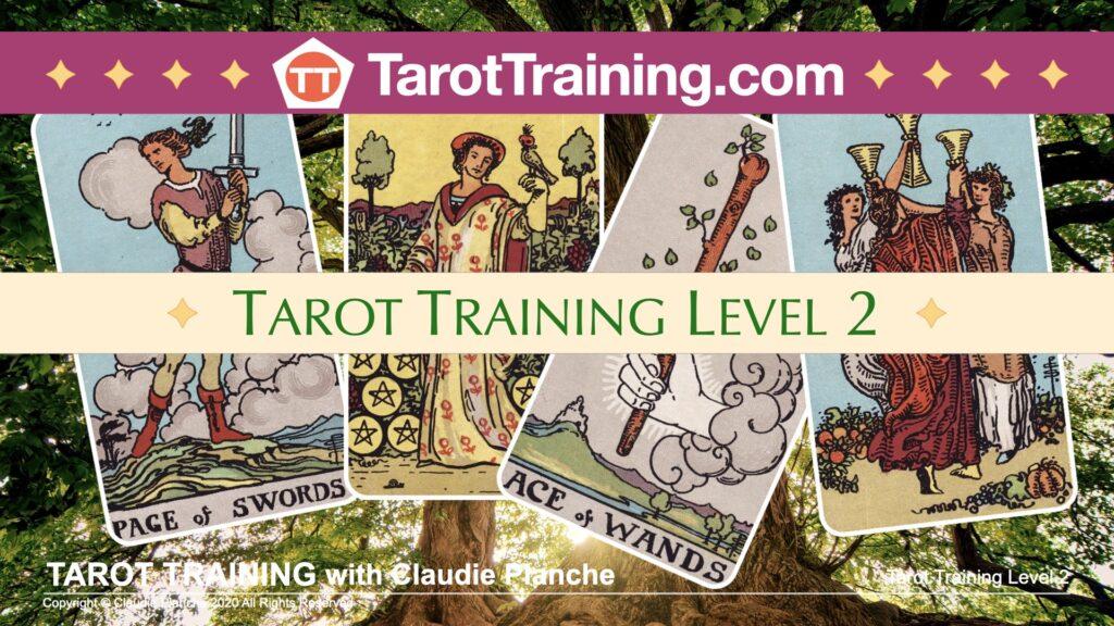 Tarot Training Level 2