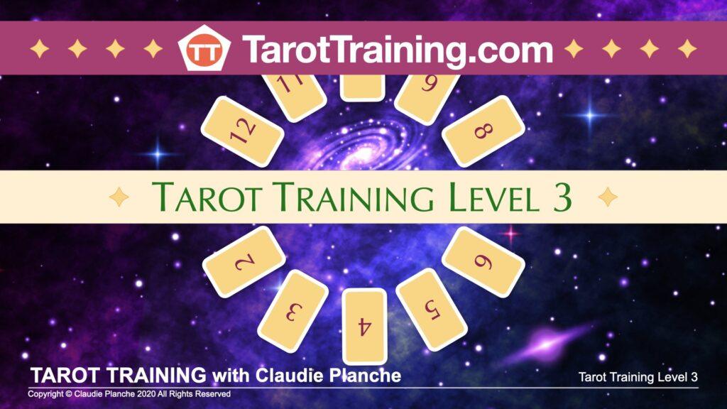 Tarot Training Level 3
