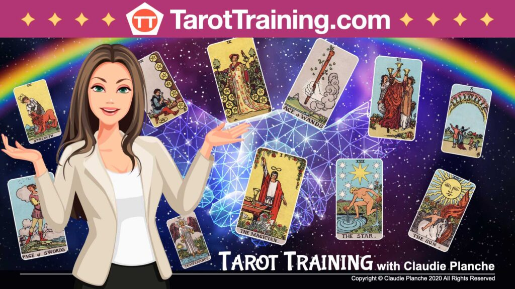 Tarot Training with Claudie Planche